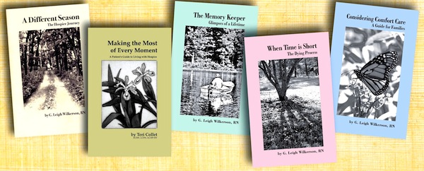Limbertwig Press Hospice Booklets